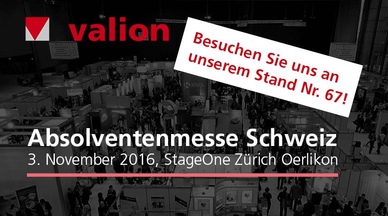 Absolventenmesse Bern 2016