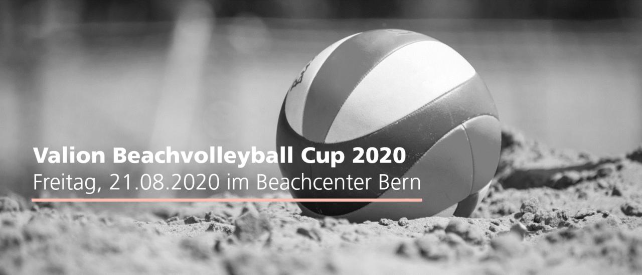Beachvolleyball Cup 2020