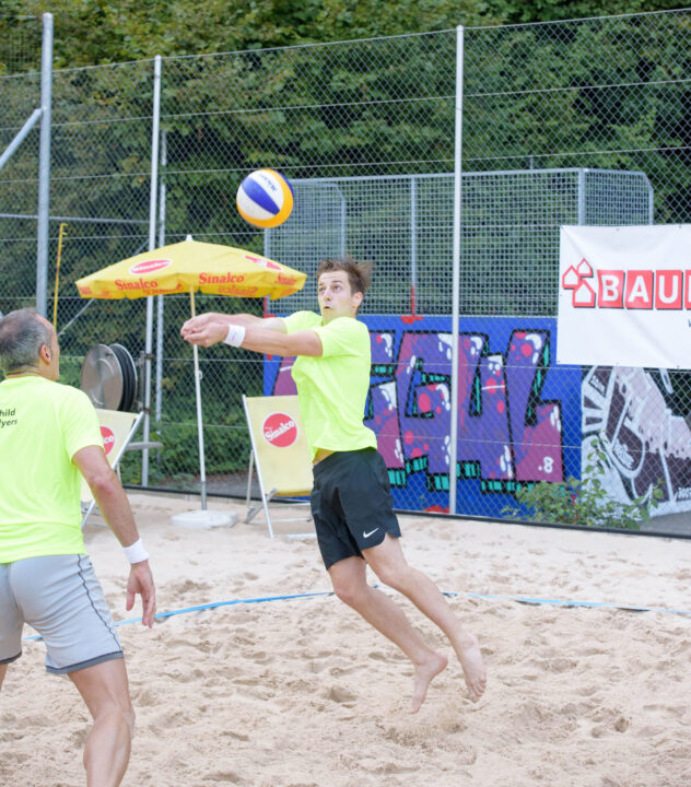 Beachvolleyball Cup 2017
