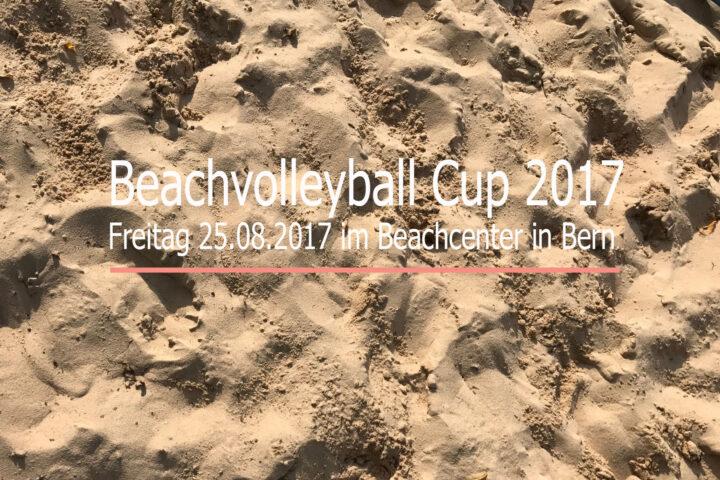Beachvolleyball Cup 2017