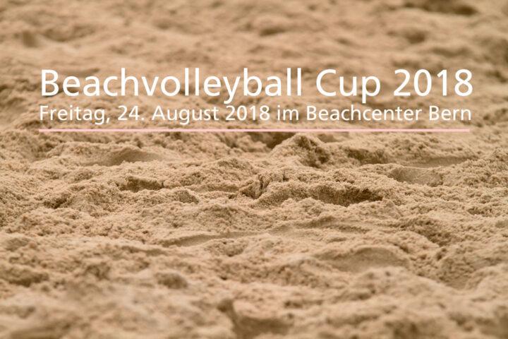 Beachvolleyball Cup 2018